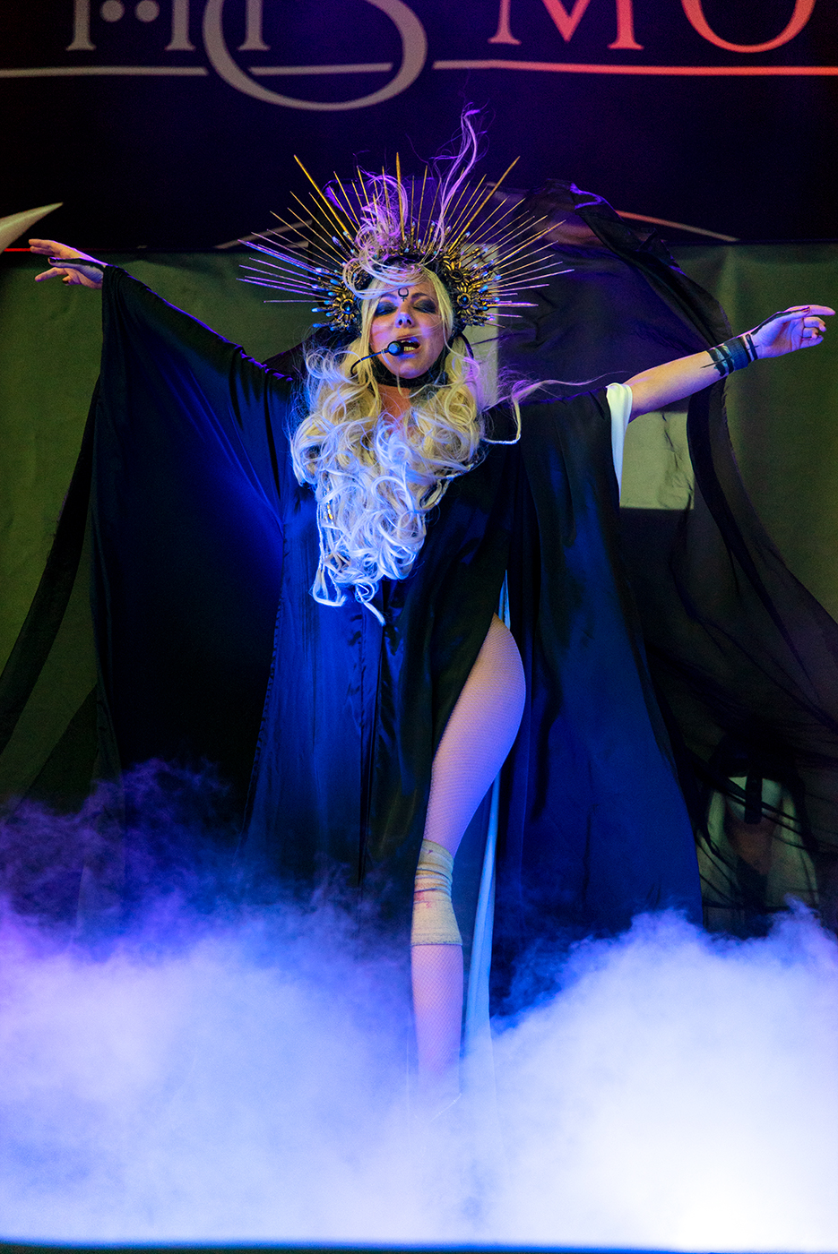 In This Moment Download Festival Madrid 2018 06 29 Andres Abella